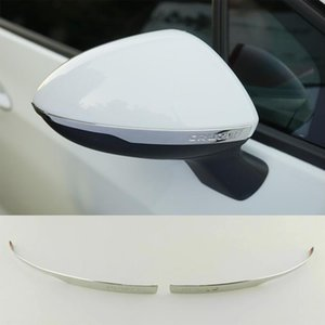 Chevrolet Cruze 2017-2018을위한 Stainless Rearview Mirror Cover 트림 바