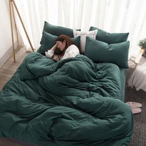 Classic bedding set Bedding Set Family Include Bed Sheet Duvet Cover Pillowcase flat sheet No filler 2020 bed