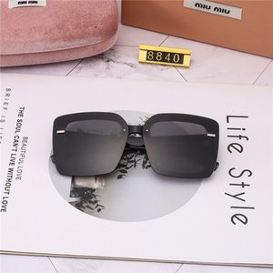 Hot New Fashion Vintage Driving Sunglasses Men Outdoor Sports Designer Mens Sunglasses Best Selling Glasses 6 Color With Box