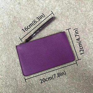 32 colors brand designer wallets wristlet women coin purses clutch bags zipper pu design wristlets 27 colors mens designer wallet