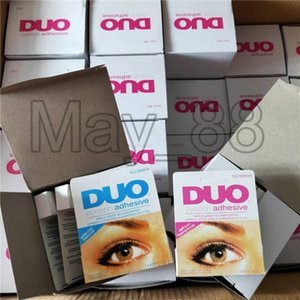 Stock ! Popular Factory Direct Sell DUO Water-proof Eyelash Adhesives (glue) 9G White BlacK Make Up Tools Professional Lowest Price