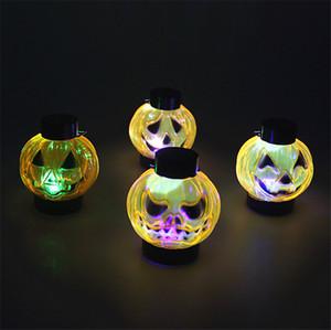 Хэллоуин тыква фонарь Хэллоуин тыква ночной свет тыквы свет Хэллоуин вечеринка бар домашнего рабочего стола декор