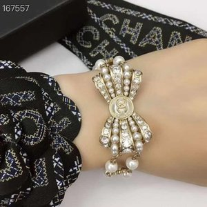 European and American fashion new pearl bracelet