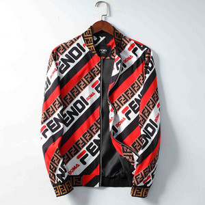 19FW luxe Mens Designer de haute qualité manteau de veste de marque célèbre Hommes Femmes Couples Designer Outerwear Mode Hommes Veste Designer # 01