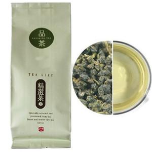 Frete grátis 100g Taiwan altas montanhas Destaque Leite Chá Oolong alta qualidade Tiguanyin Green Tea premium Leite Oolong Saúde Milk Tea