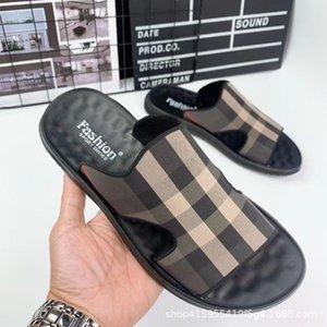 Les chaussons prix de diffusion en direct est de 56 yuans. Baoli pantoufles à carreaux sont garantis pendant 3 mois.