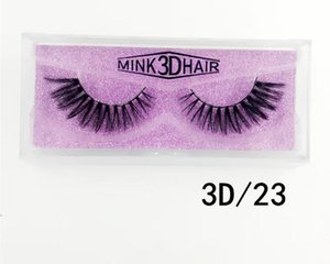 3D Mink Eyelashes Eye makeup Mink False lashes Soft Natural Thick Fake Eyelashes maquillaje Beauty Tools 16 styles DHL Free