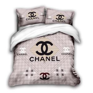 3D tamanho conjuntos de cama designer de rei de luxo Quilt fronha caso rainha tamanho duvet Cover Designer cama edredons define H4