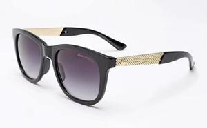 2019 Designer Sunglasses High Quality Metal Hinge Sunglasses Men Glasses Women Sun glasses UV400 lens Unisex with Original cases and 813