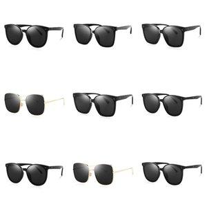 Zerosun Clip On Polarized Sunglasses Women 5 Lens With 3283T Frame Magnetic Sun Glasses For Woman Driving Myopia Anti Reflect#291