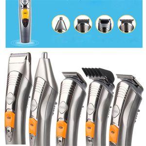 Haar Maschine All-in-1 Schabmaschine Haarschneider Bart Trimer für Männer wiederaufladbare Gesicht Haarentfernung Groomer Körperrasierer Stoppeln Schneider