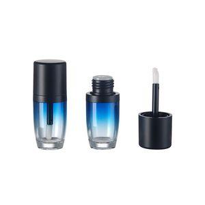 8ml bottiglie di vetro vuote Lip Gloss tubi contenitori trasparenti, Sfumatura di colore Lip Balm Lip per campioni Viaggi Spalato ricarica
