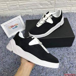 B17 Chunky Sneaker Grau Leinwand und Weiß KALBS Männer Frauen Luxus-Läufer-Schuh Klassische B17 Schuhe Großhandel