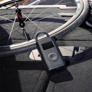 XIAOMI الكهربائية نافخة مضخة محمولة ضغط الهواء في الإطارات الرقمية الذكية الكشف على الدراجة النارية السيارات لكرة القدم
