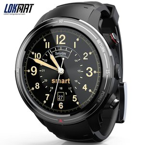 "LOKMAT smart watch multi-function water counter reader 4g smart phone 1.39 "" AMOLED3GB + 32GB أندرويد 7.1 system outdor sports GPS FOR Ios"
