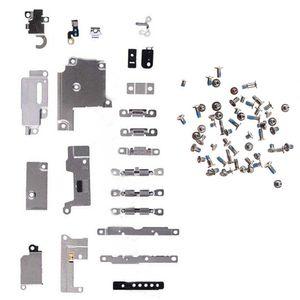 Full Set Small Metal Internal Bracket Replacement Parts Shield Plate Kit + full set screws for Iphone 6 Plus 5.5''