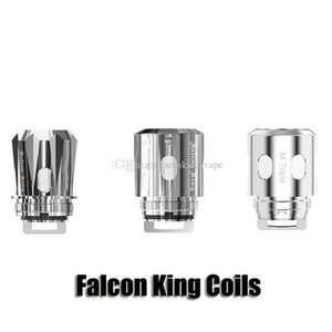 100% Original Falcon King Coil M1+ 0.16ohm M-Dual 0.38ohm M-Triple 0.15ohm Mesh Replacement Core Head For Tank Authentic