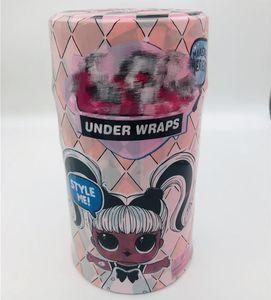 Poupée Jouets New Hairgoals Makeover série Doll 17 * 9 * 9cm Poupée magique Egg Ball Jouet Figurine enfants poupées jouets filles Dress Up drôle cadeau
