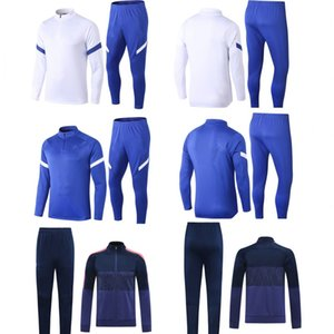 20 21 PULISIC KANTE ABRAHAM MOUNT LAMPARD football tracksuit soccer tracksuit training soccer jacket survetement foot