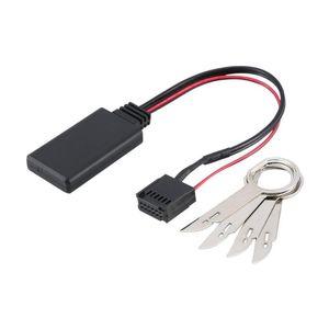 Auto Radio 6000CD Wireless Module Aux-In via cavo Wireless Audio Adapter Per Focus Mondeo 6000 Cd