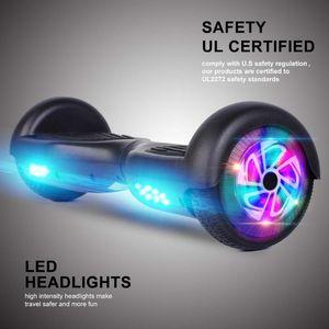 5,1-дюймовый Hoverboard Два колеса скутера с Bluetooth самообслуживания электрические Скутеры Hover платы Смарт колеса