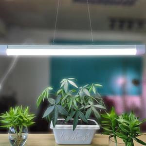 4Ft LED Utility Shop Light 5000 Lumens Super Bright High CRI RA80 LED Garage Lights LED Bar Fixture with Power Cords
