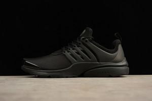 Presto Blackout Mens Running Training Shoes Ultra BR QS Prestos Triple Black Jogging Women Trainers Sports Sneakers Size Us 5.5-12