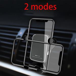 Gravity Halterung Auto-Telefon-Halter Flexible Universalauto-Gravity-Halter-Unterstützung Handy-Standplatz für iPhone Xr 11 Samsung neue