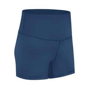Push Up Hip Yoga Shorts Elastic Gym Shorts Mulheres alta cintura fina corrente de Fitness Mallas Cortas Mujer