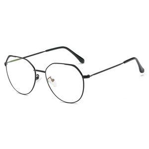 Großhandels-Mincl / Ultra unregelmäßige Kurzsichtigkeit Glasrahmen Trend personalisierte Lesebrille comfortaboptical Glas YXR Rahmen