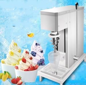 Вихревое мороженое, замороженные фрукты мороженое блендера производитель смеситель машина йогурт мороженое цена смешивания LLFA