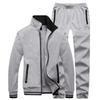 Men&#39s Sets 5XL Outerwear Autumn Sportswear Streetwear Two-piece Suite Casual Couple Coat Leisure Running Men&#39s Wear