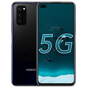"Original Huawei Honor V30 5G LTE Cell Phone 8GB RAM 128GB ROM Kirin 990 Octa Core Android 6.57"" Full Screen 40MP Fingerprint ID Mobile Phone"