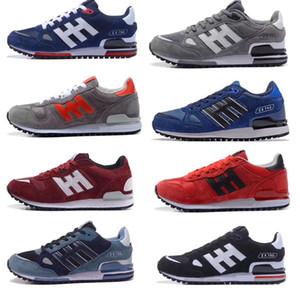 Wen zx750 zx700 koşu ayakkabı erkekler siyah beyaz mavi gri kırmızı sneakers adam zapatillas erkek açık spor eğitim shoes