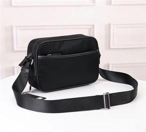 Оптовый новый водонепроницаемый холст с кожаной Кроссбоди сумки моды диким легкого плеча сумки женским классическим большим емкости мешком камерой