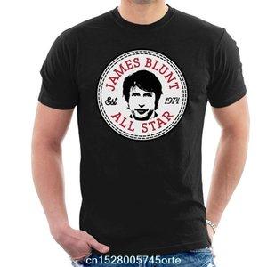인쇄 재미 2020 camiseta 제임스 블런트 남성 T 셔츠면 100 % 여성 티 셔츠