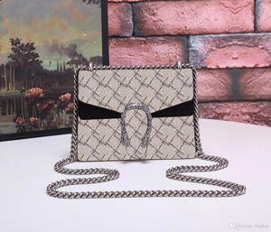 400249 421970 476432 pacote de vinho novíssimo Shoulder Bag Luxo Designer Slant Handbag Couro Feminino Popular couro 2020 5A 10A II