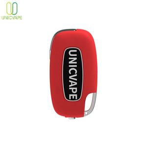 Dobrável Key Vape Mod Battery Keychain Vape Luxo Chaveiros Designer 500mAh Capacidade grande com tela LED