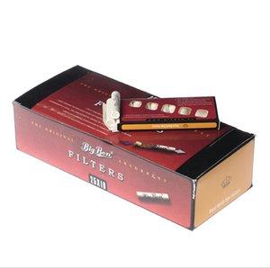 Filtre Core 9MM Aktif Karbon Yeni Tip Boru ve Tütün Araçlar adsorbe