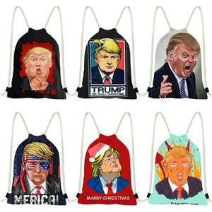 Şeffaf Trump Sırt Çantası 2020 Yeni Geliş Moda Eşarp Vahşi Çanta Retro Küçük Yuvarlak Çanta # 701