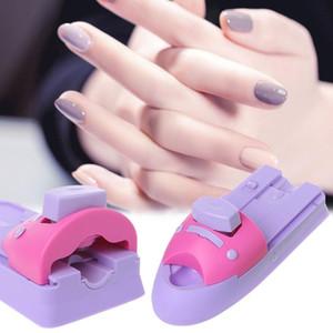 Art Nail Printer Impression facile Motif Tampon manucure machine Motif bricolage Stamper Tool Set Nails imprimante outil