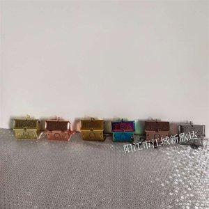 Tè dell'acciaio inossidabile infusore d'oro argenteo colori Vacanze Filtra modello nuovo libera la nave Setacci Strumenti Parti 5 6xx C2