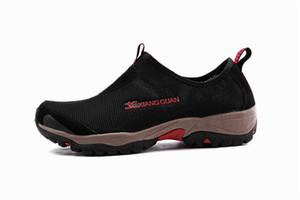 Xiangguan X3409 Outdoor Leisure Couple Chaussures Fashion Designer Shoes Trainers Black Sneakers Men Women Casual Shoe