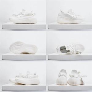 Kids Kanye West V2 Flax Tail Light Yeshaya Running Shoes Desert Sage Earth Cinder Reflective Yecheil Designer Sneaker 4-13#958