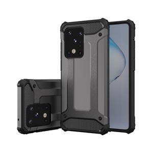 Hybrid Rüstung Telefon-Kasten für iPhone 11 Pro XS Max XR Stahlpanzer Samsung S20 Ultra-A01 A20S HUAWEI P40 Pro Schutzhülle