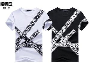 trasporto di goccia della camicia nuova trendy Icon T Uomini Stampa Casuale Con cotone Icona di Hip Hop Short Sleeve Tee shirt 3XL P09