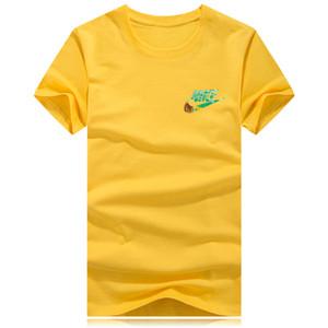 Hot 2019 hip hop mode d'été de conception T-shirt de haute qualité pour hommes personnalisés imprimés Tops Hipster T-shirts