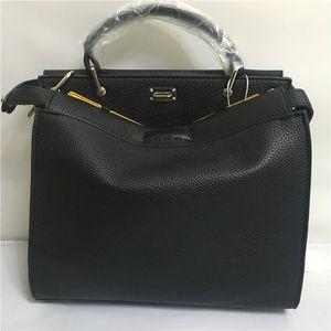 Ins canavar gözler kaliteli çanta nötr ürün PU deri çanta büyük kapasiteli tek omuz çantası bayan haberci Kepçe Çanta