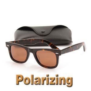 Lunettes de soleil polarisées de haute qualité pour hommes de marque Designer lunettes de soleil lunettes de protection UV lunettes de soleil pour femmes Lunettes de soleil Plank Classic