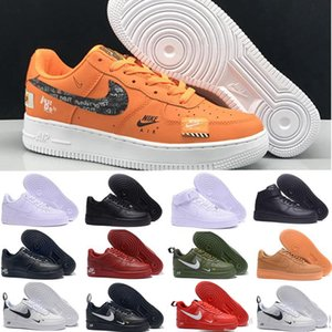 Nike Air Force 1 Flyknit Utility corrientes de los hombres de las mujeres Uno Utilidad Paquete bajas zapatillas de deporte para hombre de Deporte Formadores Aire Zapatillas 36-46 D